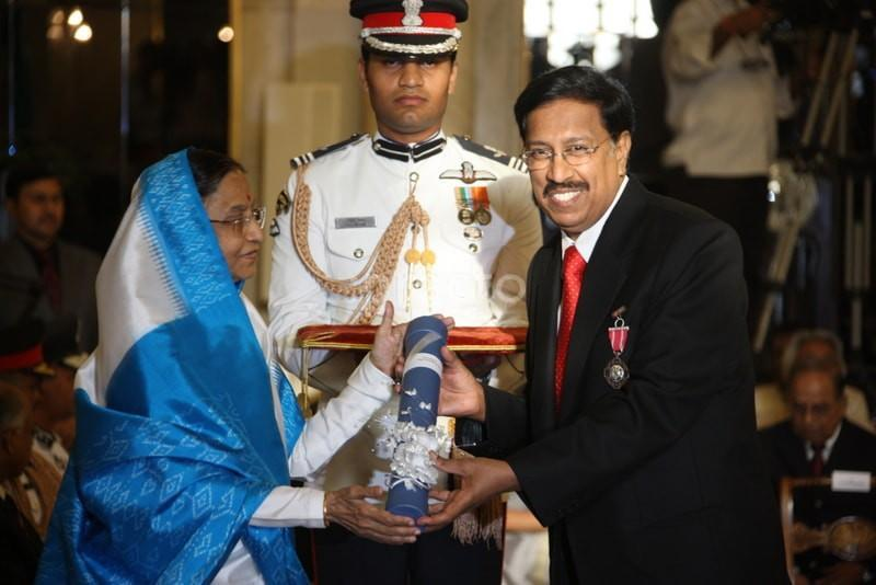 Dr. Ramana Rao is  conferred with Dr. Abdul Kalam National Award, for rural medical service in 2008.