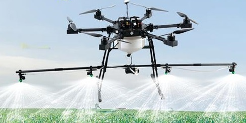 The Multi Rotor Technology is a intelligent equipment designed to spray pesticides without the presence of farmers during the process and operates by scheduling tasks and trajectory.