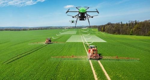 Drone Precision Agriculture