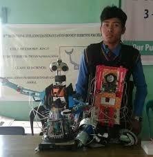 Nandalal creataed JON 17 Robort