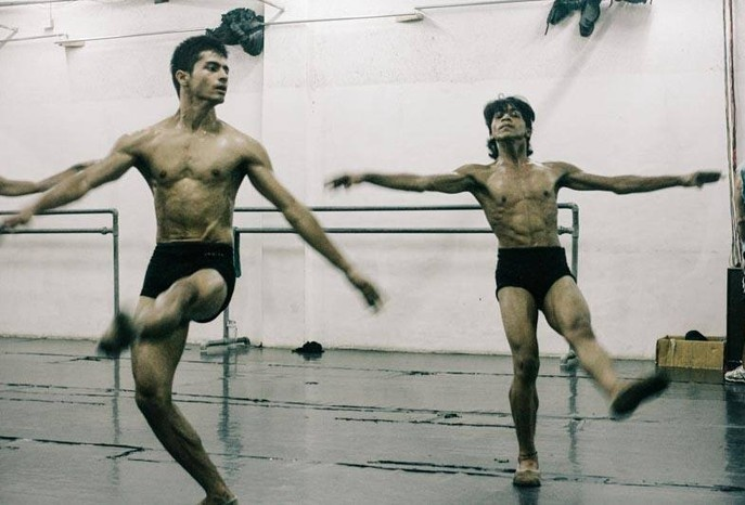 These two boys put an end to their academics and centralised their focus on learning Ballet