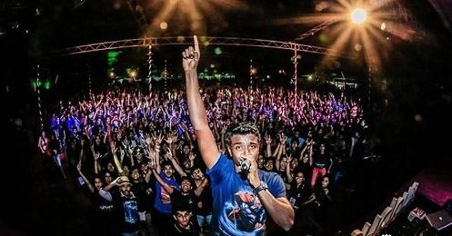 Vineeth Vincent Bangalore Beatboxer