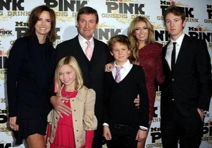 Wayne Douglas Gretzky Family