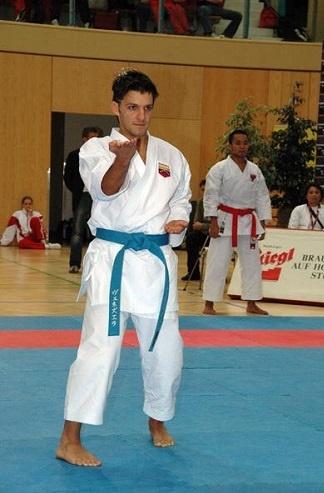 Antonio José Díaz Fernández at Cali World Championship