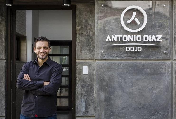 Dojo Antonio Diaz in Caracas
