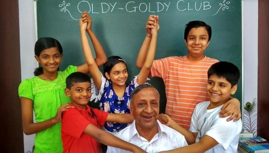 Shreenabh Agrawal-Oldy-Goldy clubs