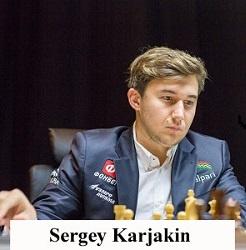 Sergey Karjakin World Youngest Grandmaster