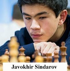 Javokhir Sindarov World Youngest Grandmaster