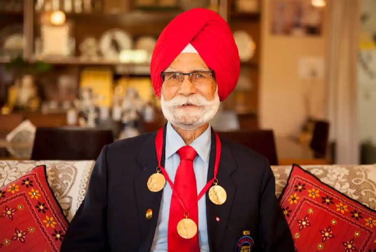 Balbir Singh Dosanjh three Olympic medals Winner He achieved this feat at the 1948 1952 and 1956 Olympics