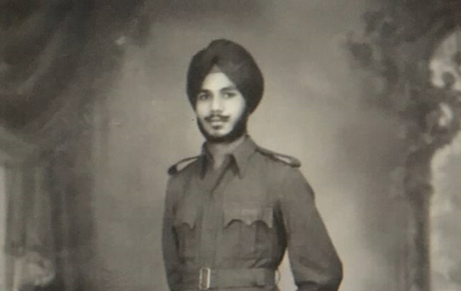 Balbir Singh Dosanjh played hockey for Punjab Police from 1941 to 1961.