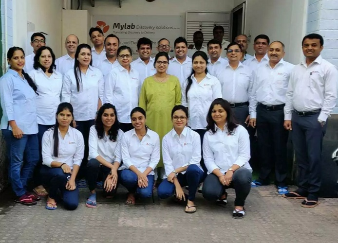 Mylab Discovery Solutions team