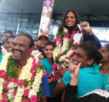 Dutee Chand Back With A Medal-thirsty Roar