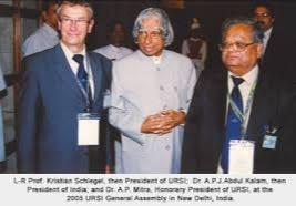 A PMitra with Dr.A P J Abdul Kalam Sir.jpg