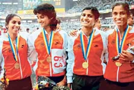 The names P.T. Usha, Vandana Rao, Shiny Wilson, M.D. Valsamma – became household names when India finally began to appreciate its female athletic talent