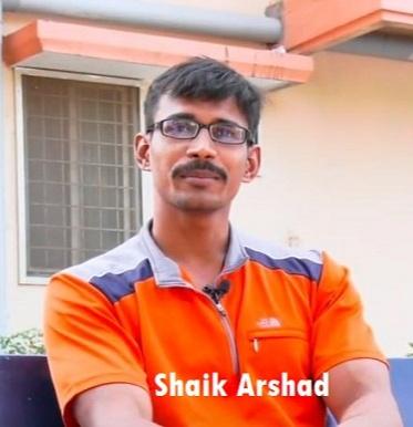 Shaik Arshad