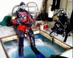 Kathy Conlan cherished deep-sea diving.