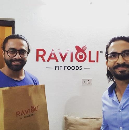 Ravioli Fit Foods