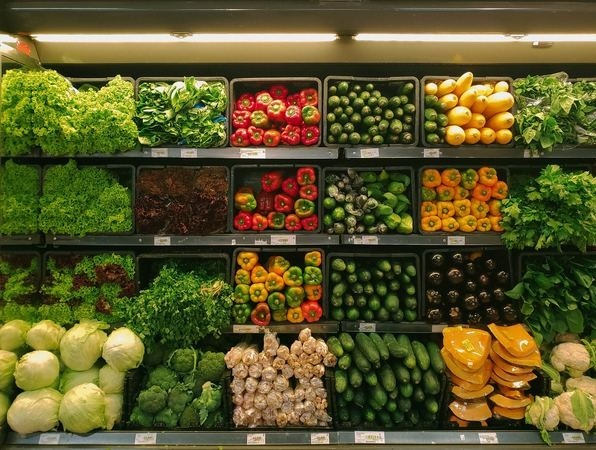 Food & Grocery selection