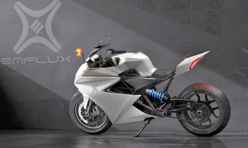 Sport rider Emflux ONE
