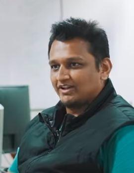 Vinay Raj Somashekar Emflux