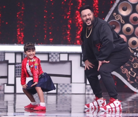 The famous Indian Rapper Badshah Music Video - A Golden Chance to Vaishnavi