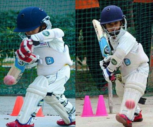 Shayan batting style