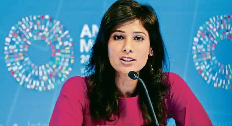 Gita Gopinath - The Director of the IMF's Research Department and the Fund's Economic Counselor