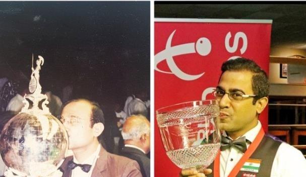 Manoj Kothari and Sourav kothari
