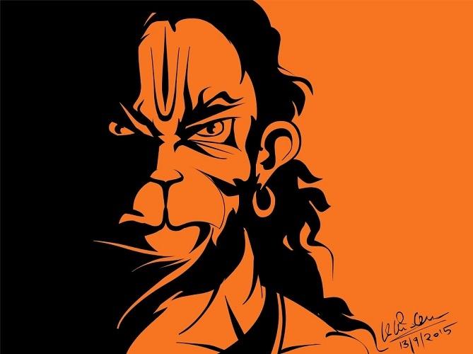 Karan Acharya - Rudra Hanuman