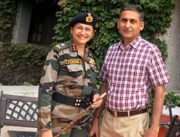 lieutenant general rajeev kanitkar