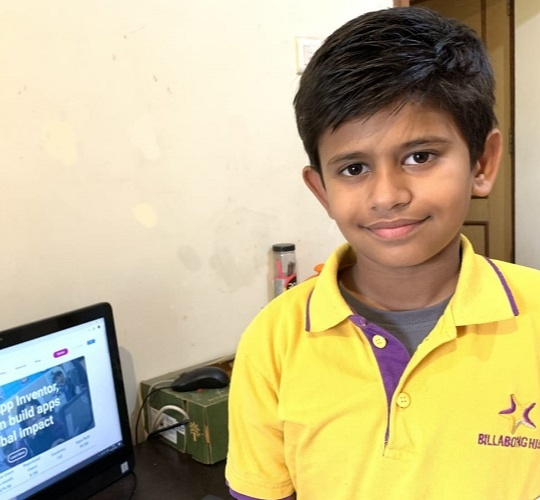 Ayush-Sankaran has now won the best positions in the Global MIT App Inventor Hackathon 2020