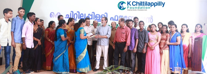 Chittilapilly Foundation