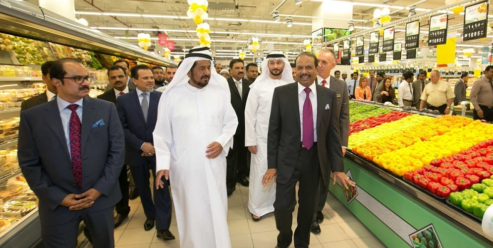 The retail chain of LuLu Hypermarkets and Supermarkets is rated as one of the major players in the Middle East retail sector with more than 100 stores in Arab