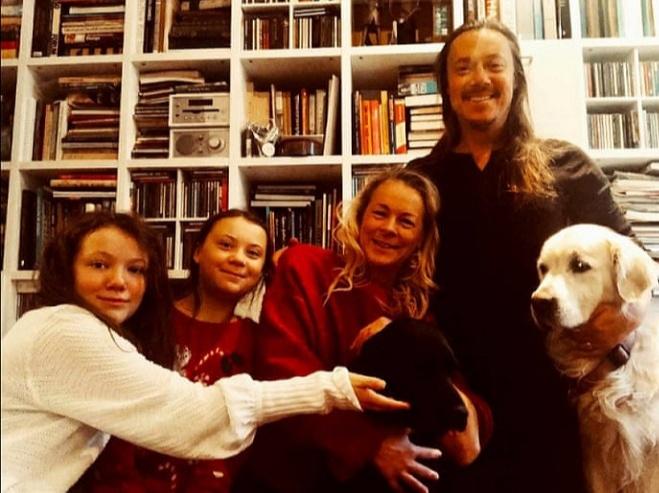 Greta Tintin Family