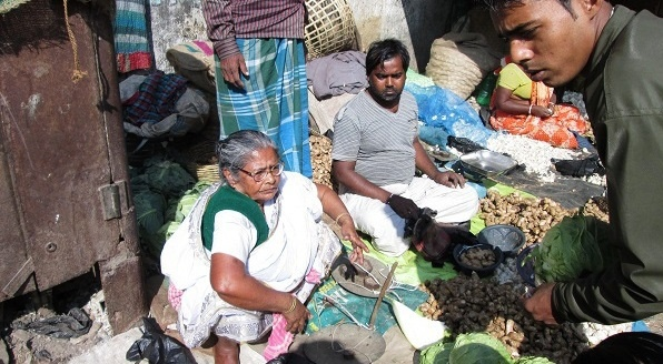 Subhashini Mistry worked hard for consecutive twenty years as veggie dealer and built Humanity Hospital for Poor