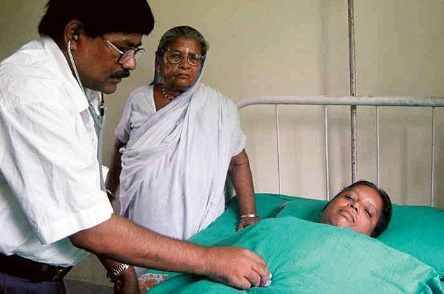 Today Subhashini Mistry Humanity Hospital featuring 25 beds with 12 doctors assigned to save the lives of vulnerable people.jpg