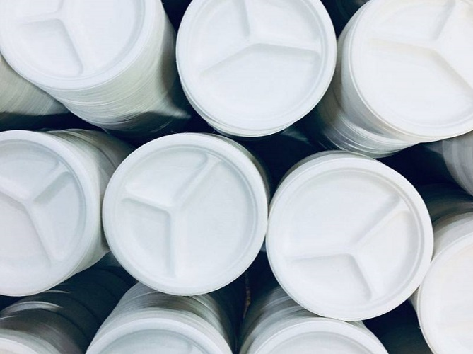 Ecoware Produces more than 1,500 tons of biodegradable material every year