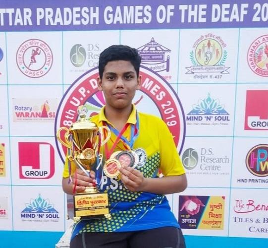 Vinayak Bahadur  Speechless passion since age 7