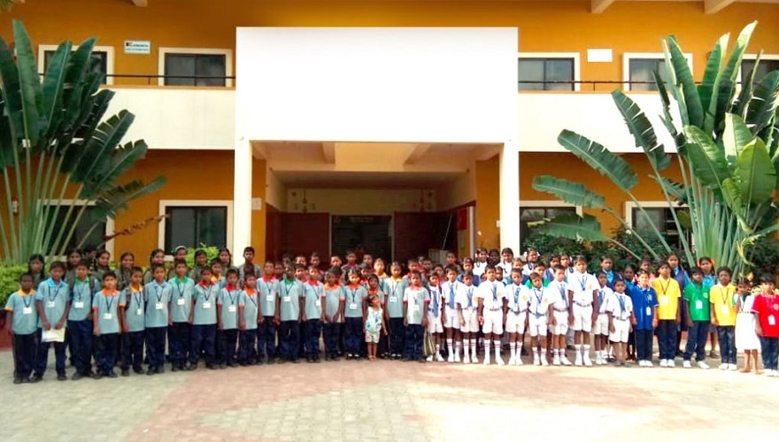 Sparsha has so far reached out to 8000 children and enrolled over 3000 children into schools