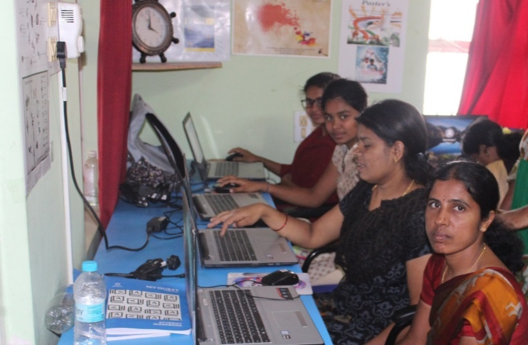SPARSHA Trust - Skill-development-program