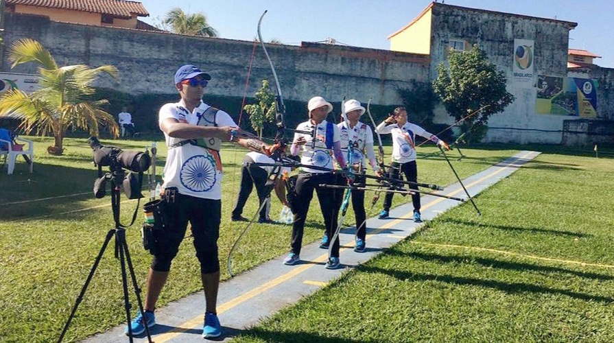 Dharmendra quit archery and resolved to become a coach
