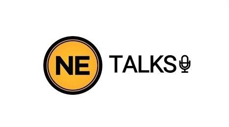 NE Talks logo