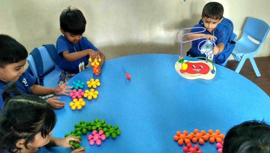 Priyadarshani - To enhance their self-respect and self-esteem, various activities are included in the curriculum