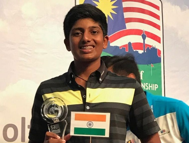 5th in US Kid's World Championship (Malaysia - 2014)