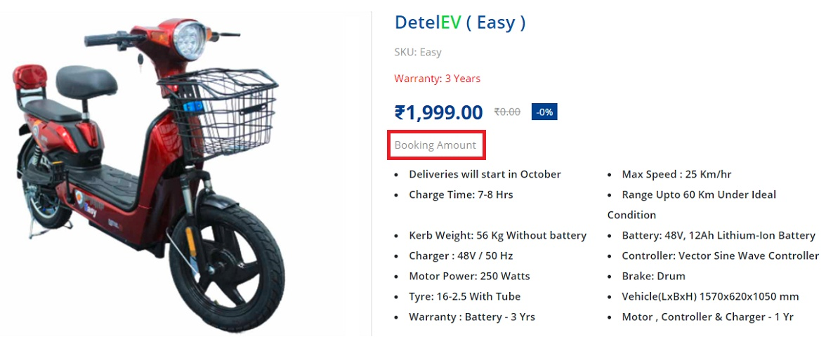 Wonder how Detel produced such a Low-Cost Electric Vehicle