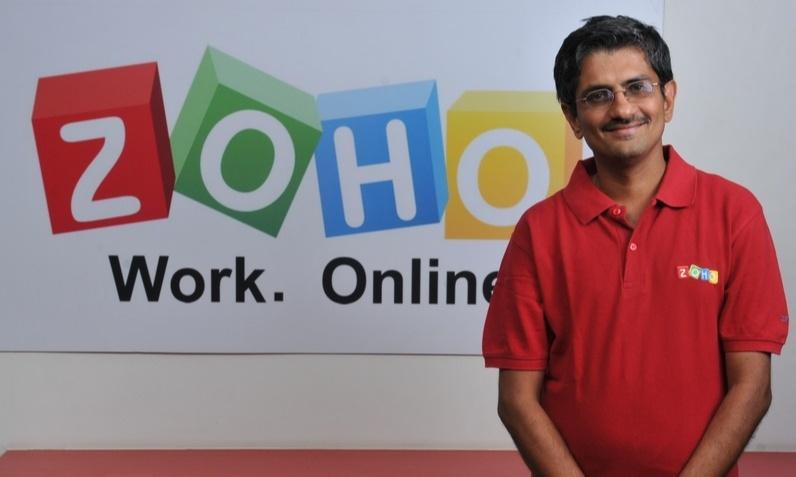 Shailesh Kumar Davey co-founder and engineering head at Zoho