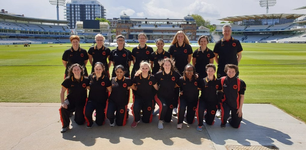 Frankfurt Women's Cricket team