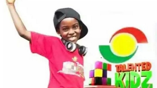 TV3'S Talented kid's competition declared DJ Switch as an overall winner of the edition 2017