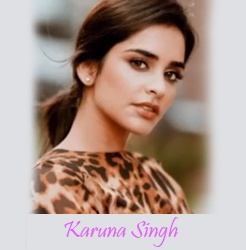 Finalists of Femina Miss India 2020 Punjab - Karuna Singh
