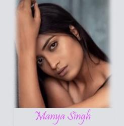 Finalists of Femina Miss India 2020 Uttar Pradesh - Manya Singh